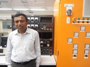 Visit Profile of Associate Professor Sarath Perera