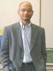 Visit Profile of Sridhar Ungarala