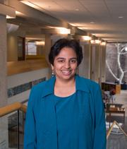 Visit Profile of Anu Vedantham