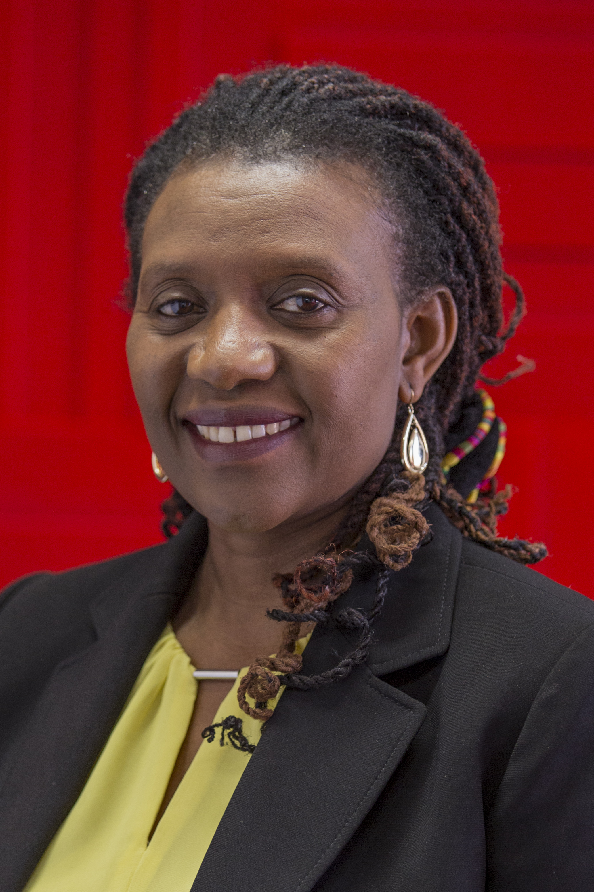 Visit Profile of Dr Mary Kimani
