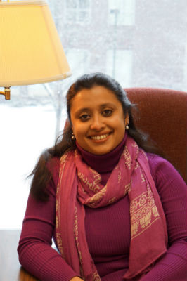 Visit Profile of Reshmi Mukherjee