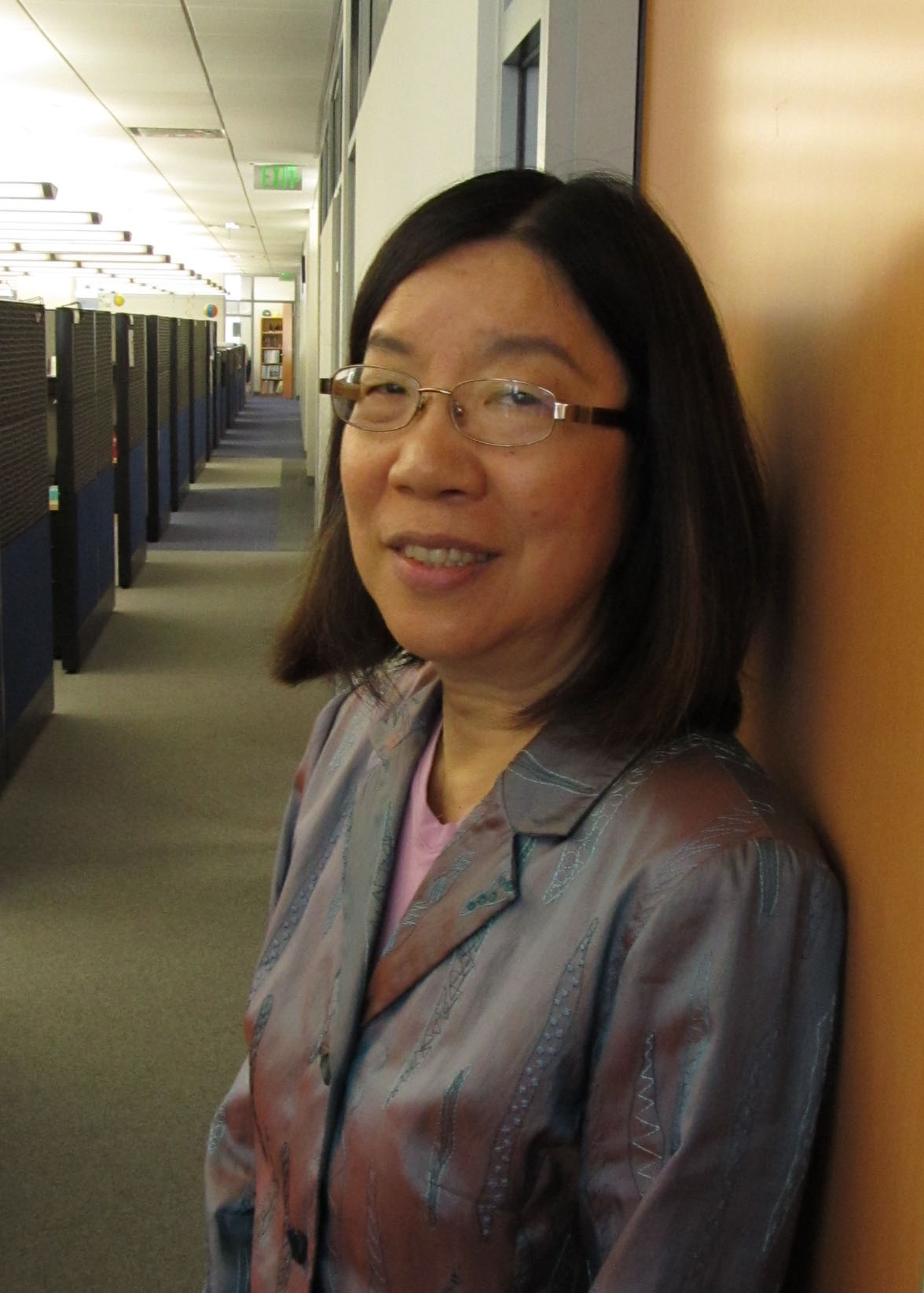 Visit Profile of Yuhfen Diana H. Wu