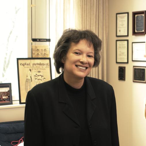 Visit Profile of Roberta M. Harding