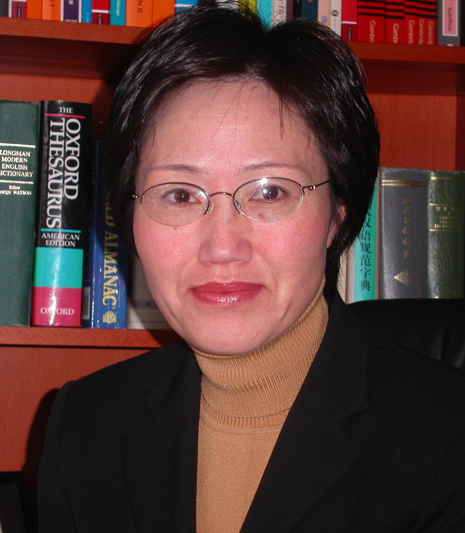 Visit Profile of Janet Xing