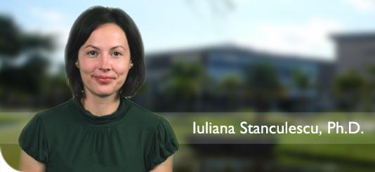 Visit Profile of Iuliana Stanculescu
