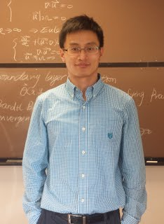 Visit Profile of Daozhi Han