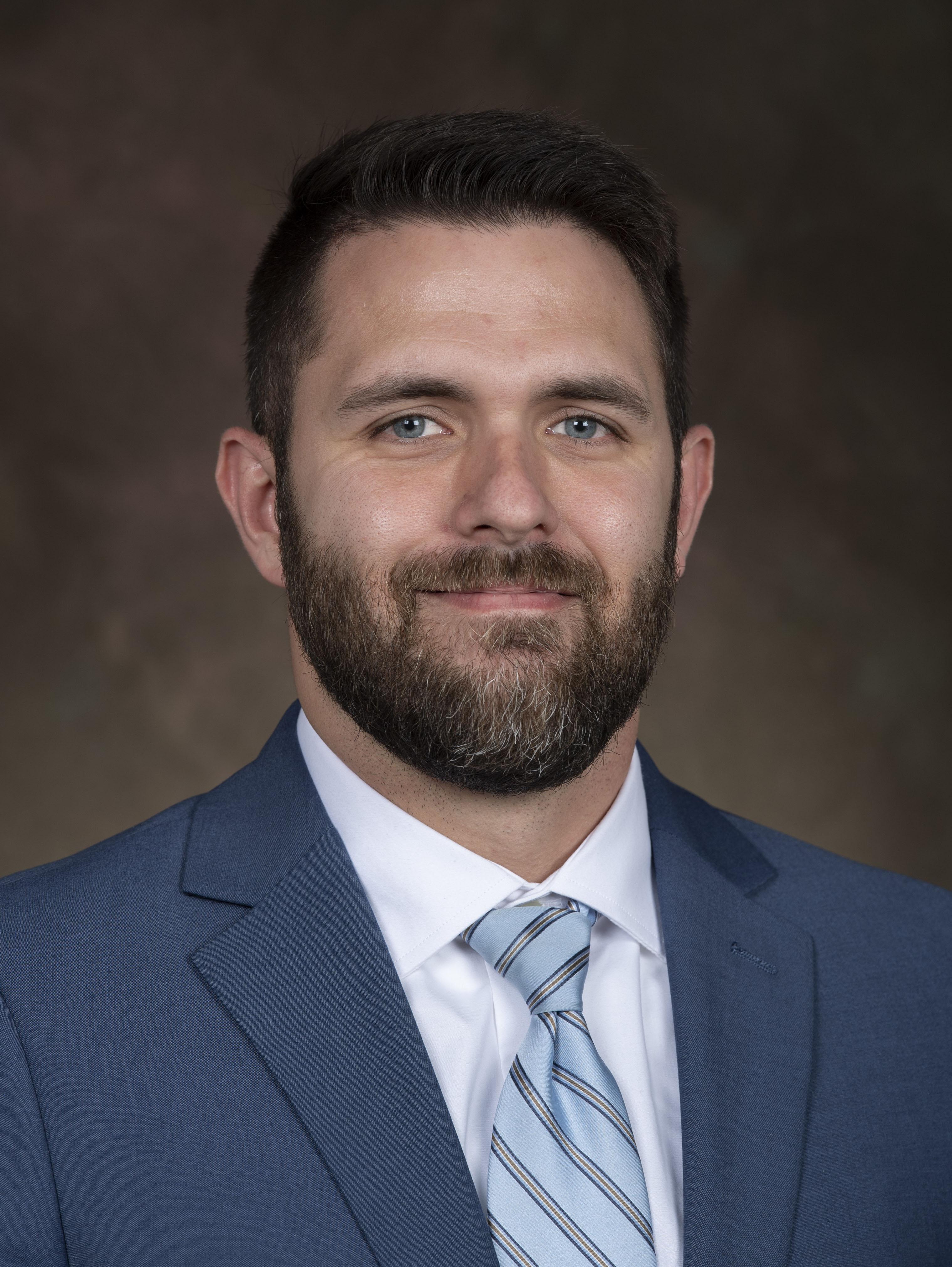 Visit Profile of Brandon Smith, Ph.D. (ABD)