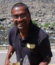 Visit Profile of Nishanta Rajakaruna