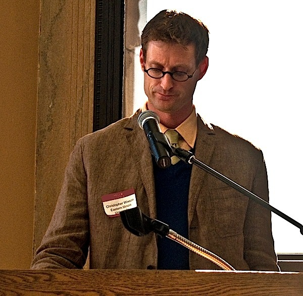 Visit Profile of Christopher Wixson