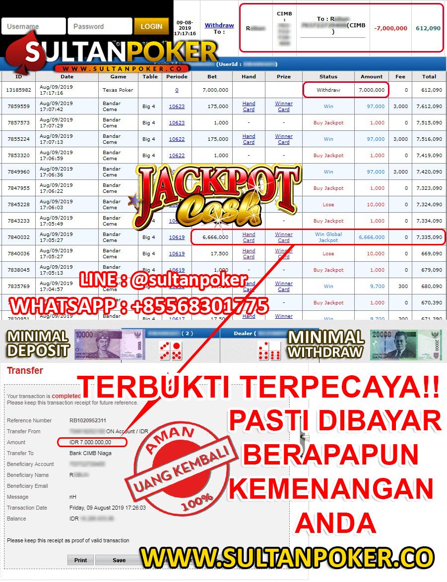SULTANPOKER.CO AGEN POKER ONLINE   INDONESIA UANG ASLI - SITUS POKER   IDN TERBARU 2019 JP11