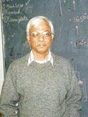 Visit Profile of Surendra N. Tewari