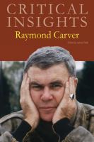 popular mechanics by raymond carver essay