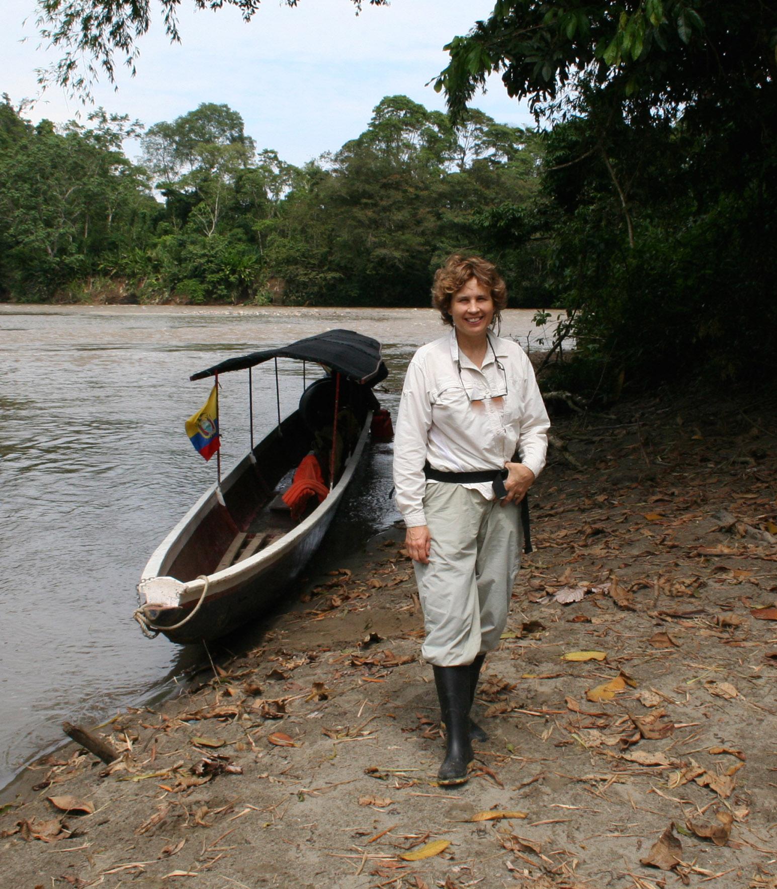 Visit Profile of Janice Edgerly-Rooks