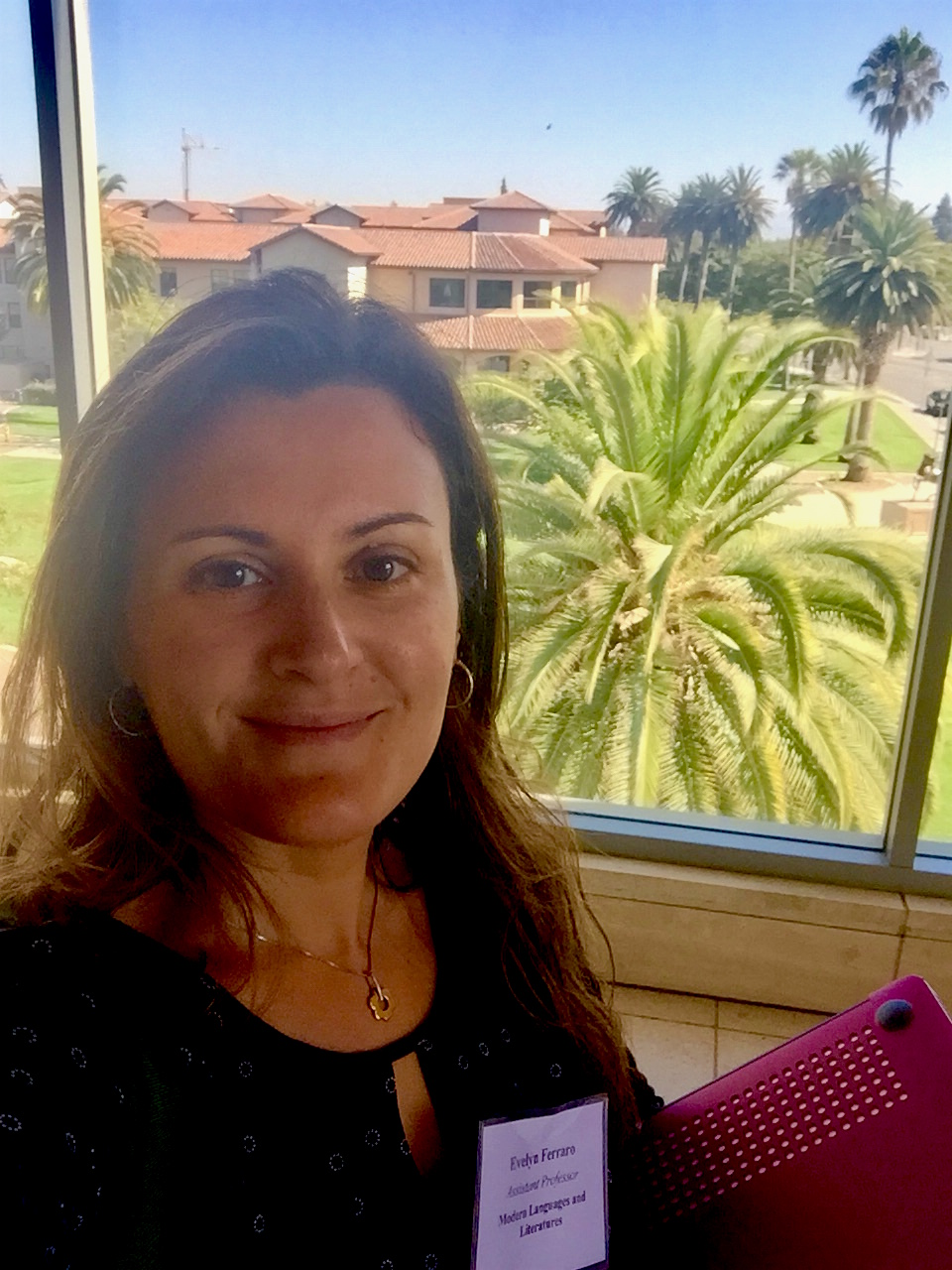 Visit Profile of Evelyn Ferraro