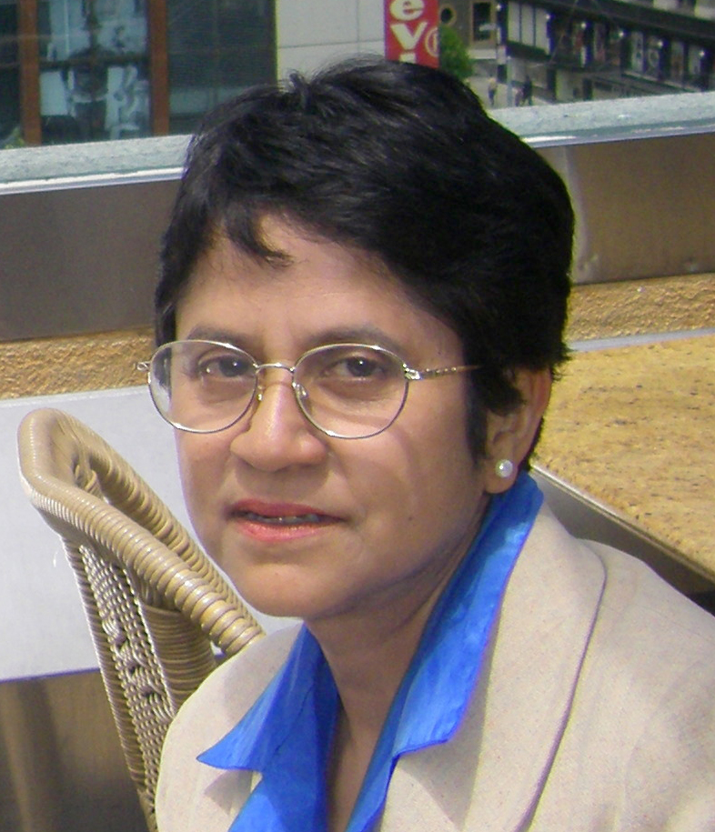 Visit Profile of Aparajita Nanda