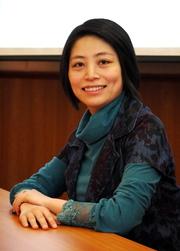 Visit Profile of Prof. CHEN Yifeng, Nancy