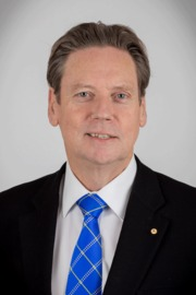 Visit Profile of Prof Geoff Masters AO