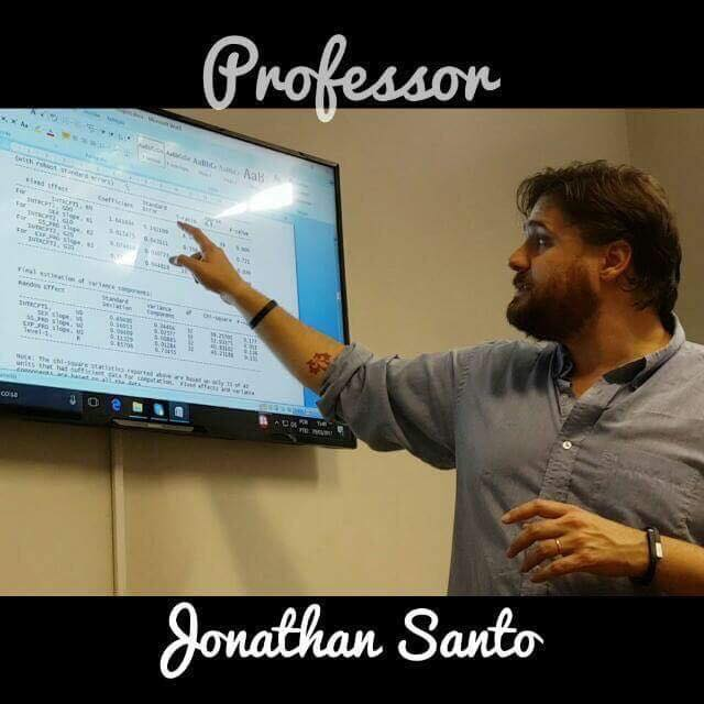 Visit Profile of Jonathan B. Santo